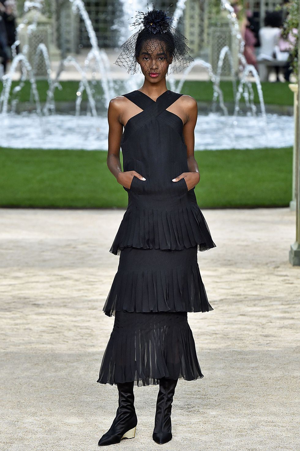 Paris Fashion Week Spring 2018 - Chanel - Tami Williams