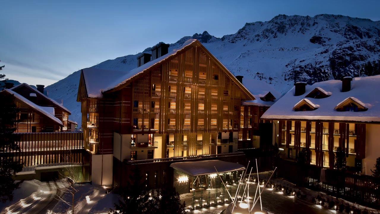 Luxury Escapes 2018 - The Chedi Andermatt Switzerland - luxury hotels - luxury ski vacations
