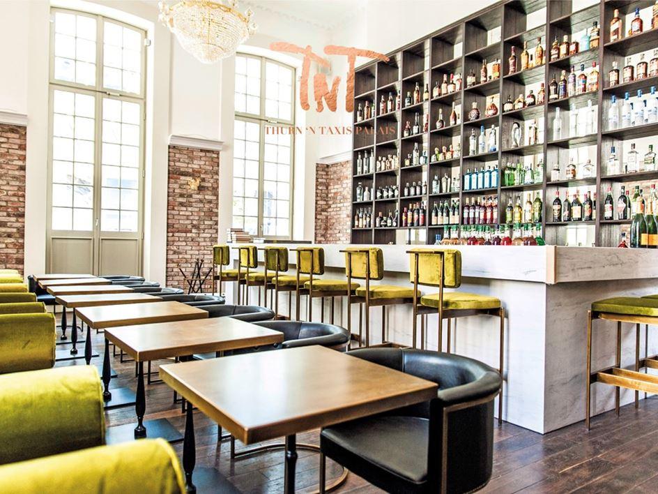 TnT Palais - Thurn und taxis palais - Restaurants Frankfurt - best restaurants in frankfurt - steak restaurants in frankfurst - where to dine during heimtextil 2018