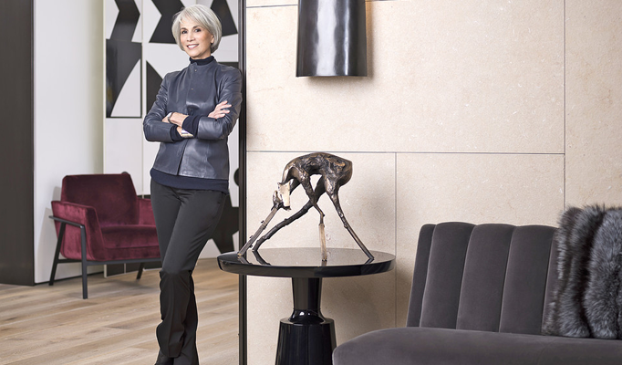 women empowerment in design holly hunt love happens blog. Black Bedroom Furniture Sets. Home Design Ideas