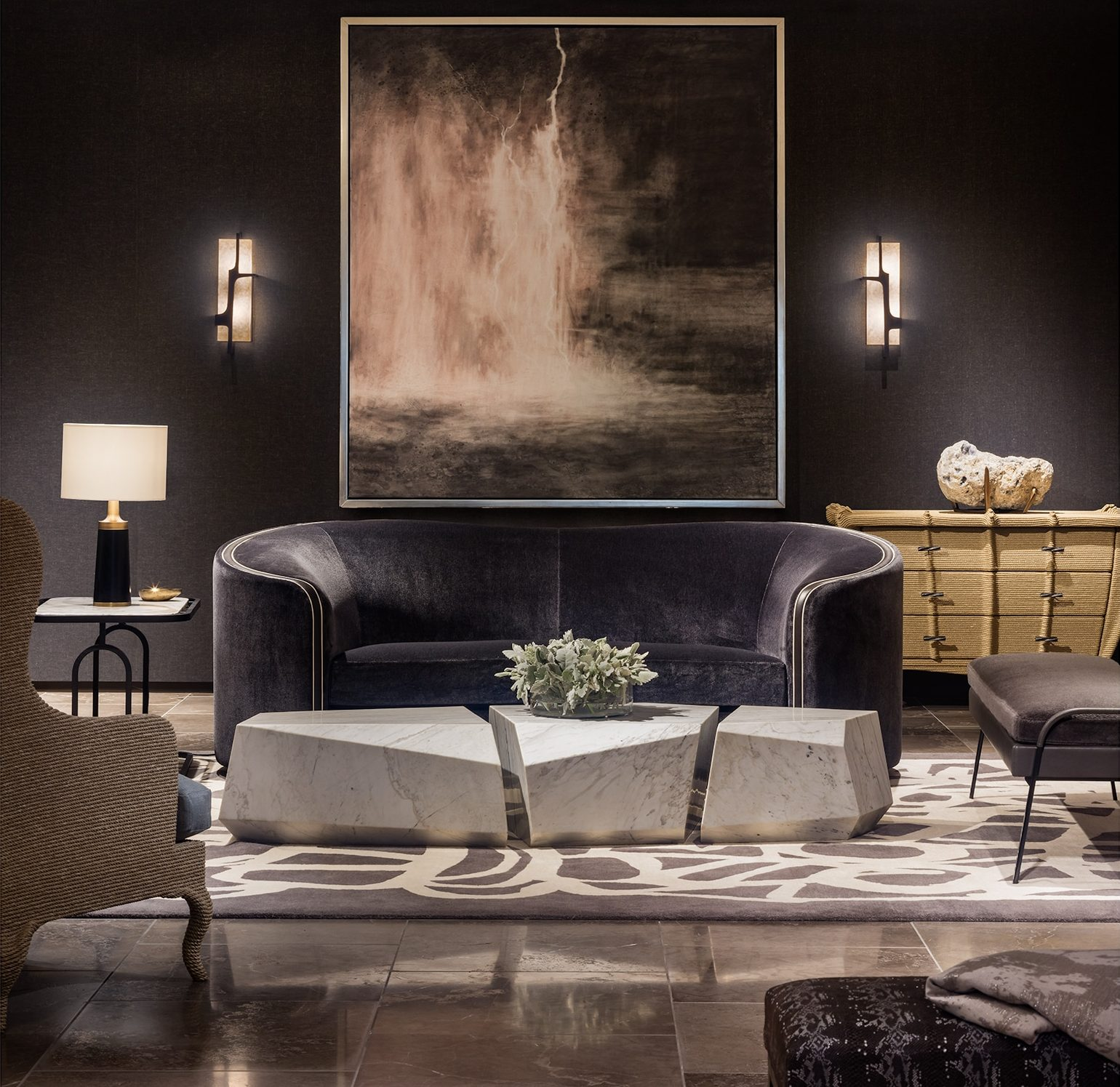Women Empowerment - Holly Hunt Furniture - empowering women - luxury furniture - luxury lighting - highend furniture - highend lighting - cocktail tables - sofas - floor lamps - wall mirrors - holly hunt showrooms