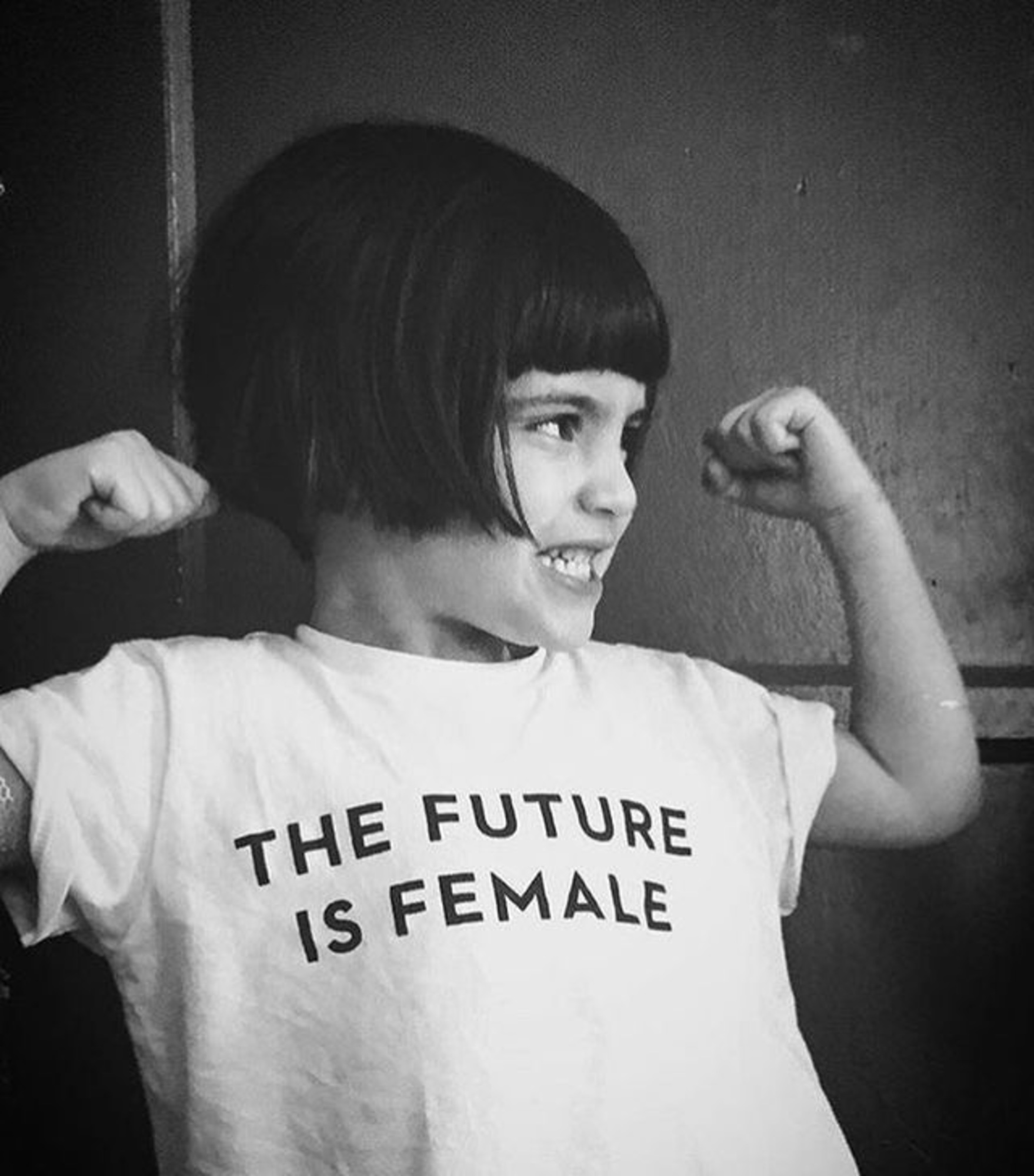 Global Girl Bosses - The Future is Female T-shirt - Love Happens Mag Women Empowerment Interview Series