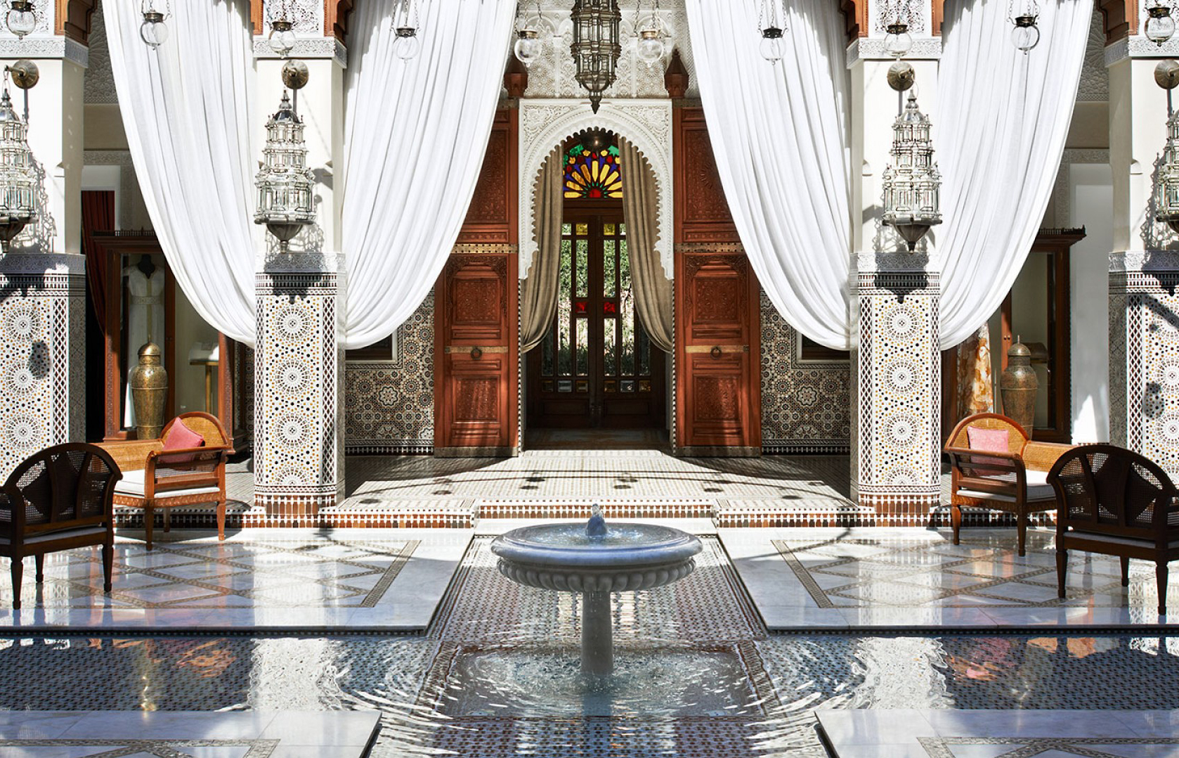 Luxury Escapes 2018 - Royal Mansour Hotel - luxury hotels marrakech - best hotels in marrakesh - design hotels - best hotels in the world