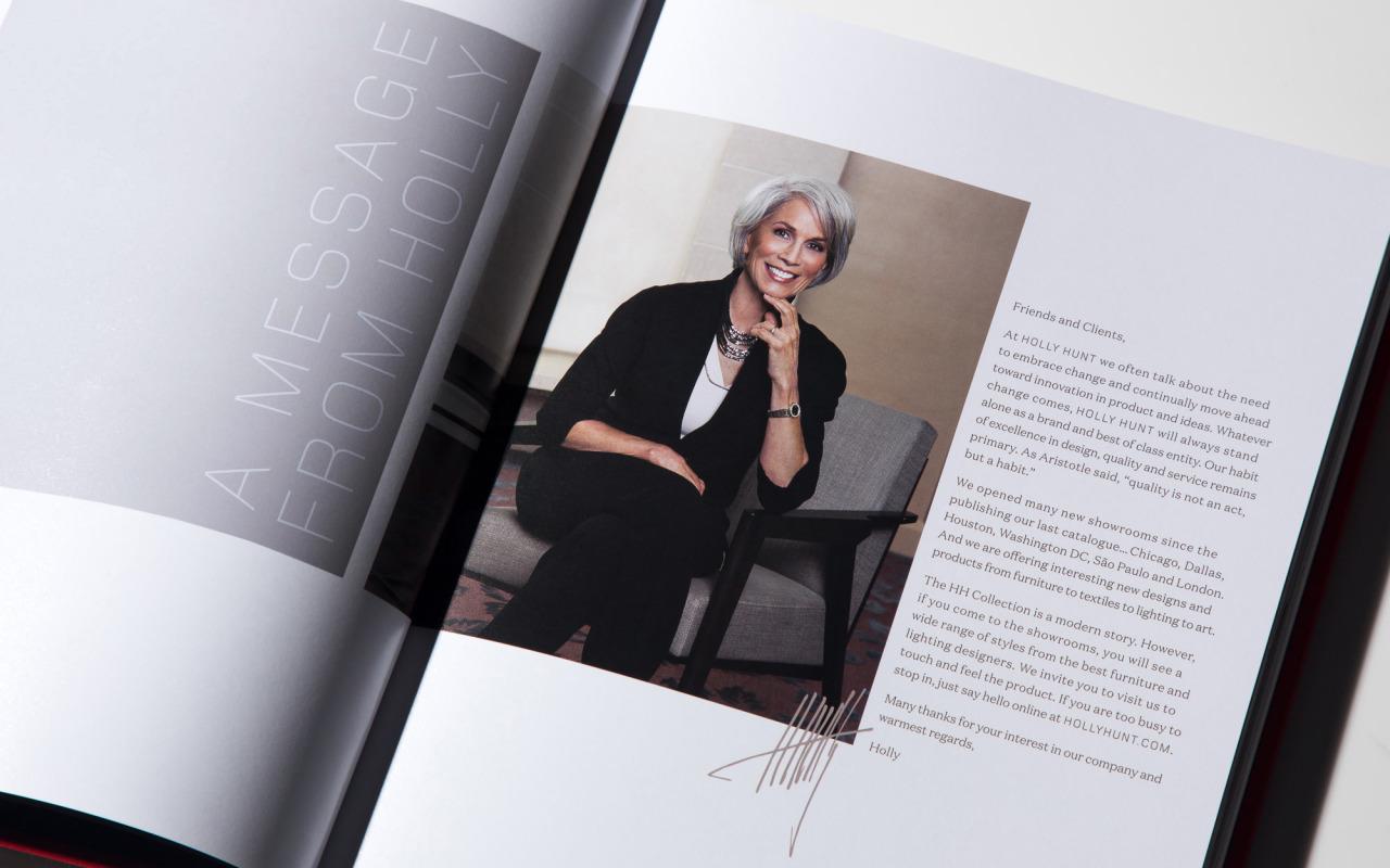Women Empowerment in Design - Holly Hunt Furniture - Holly Hunt Showrooms - empowering women - female entrepreneurs - global girl bosses - Holly Hunt Designer