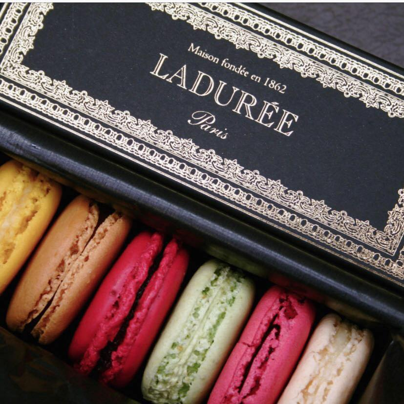 Valentine's Day Gift Ideas - Laduree macarons - gourmandise box - gift ideas for women - gifts for her