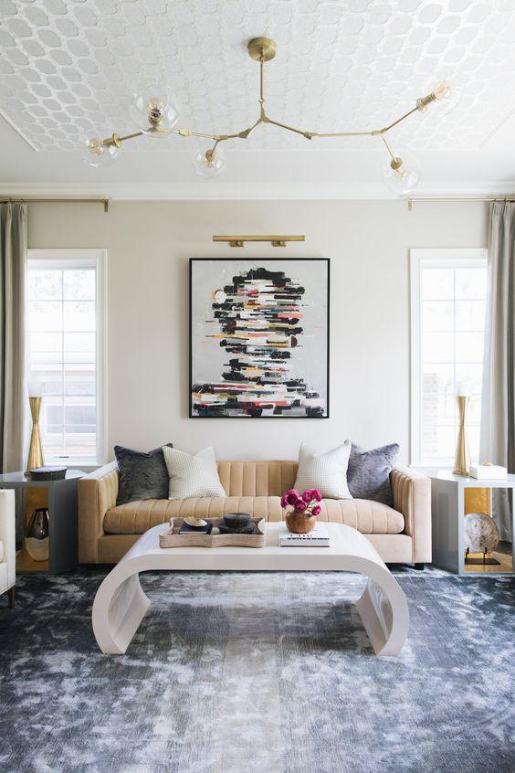 Top Interior Designers - Donna Mondi Interior Design - living room ideas - living room designs - glamorous living rooms