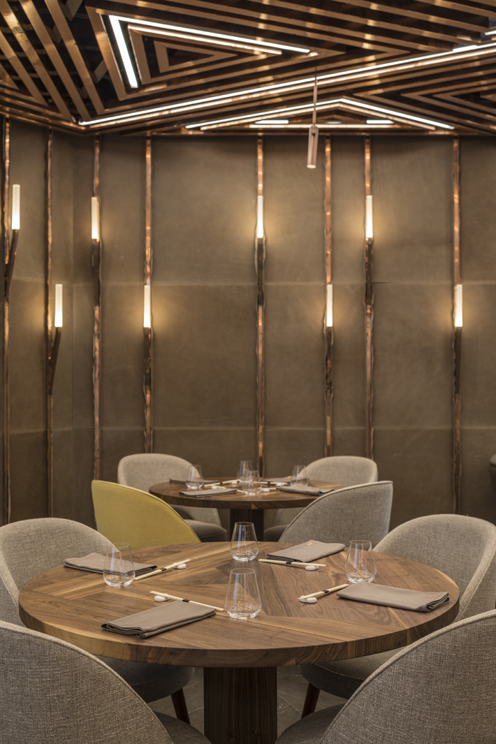 Ai Restaurant - Gatserelia Design - Vienna restaurants - top interior  designers beirut - top restaurant