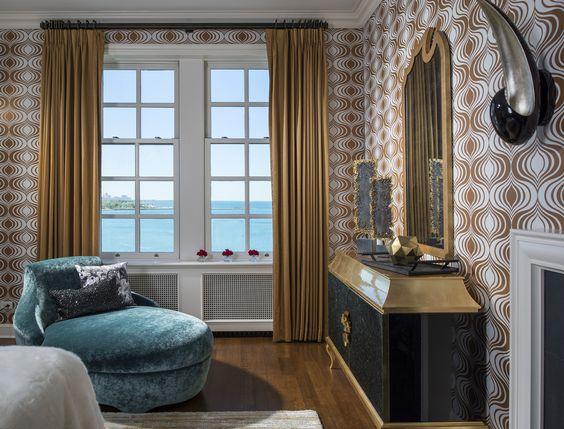 Top Interior Designers: Donna Mondi Interior Design - master bedrooms - feather furniture - koket divine - custom furniture - luxury furniture - bespoke furniture