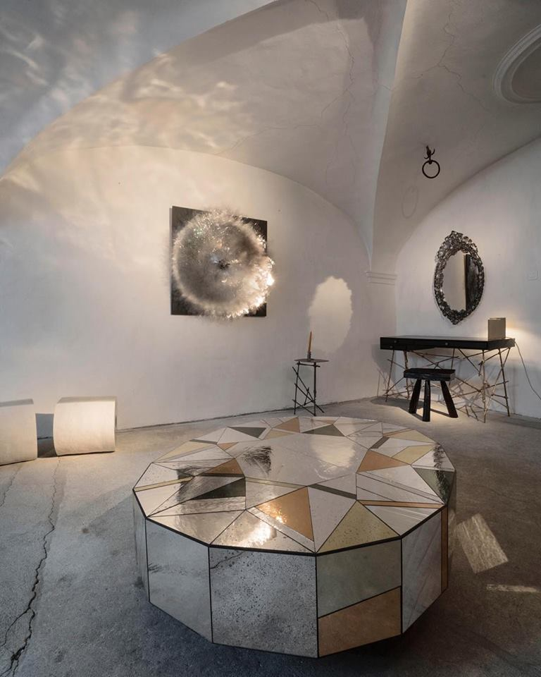 Nomad St. Moritz - Gallery Fumi - modern design - interior design events - art events - design galleriers