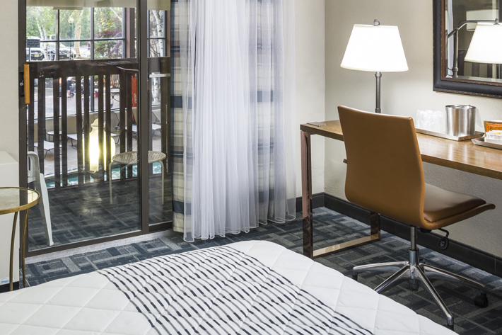 Hotel 1620 Plymouth By Joyce Design Group Featuring The Foundry Collection  For Bernhardt Hospitality
