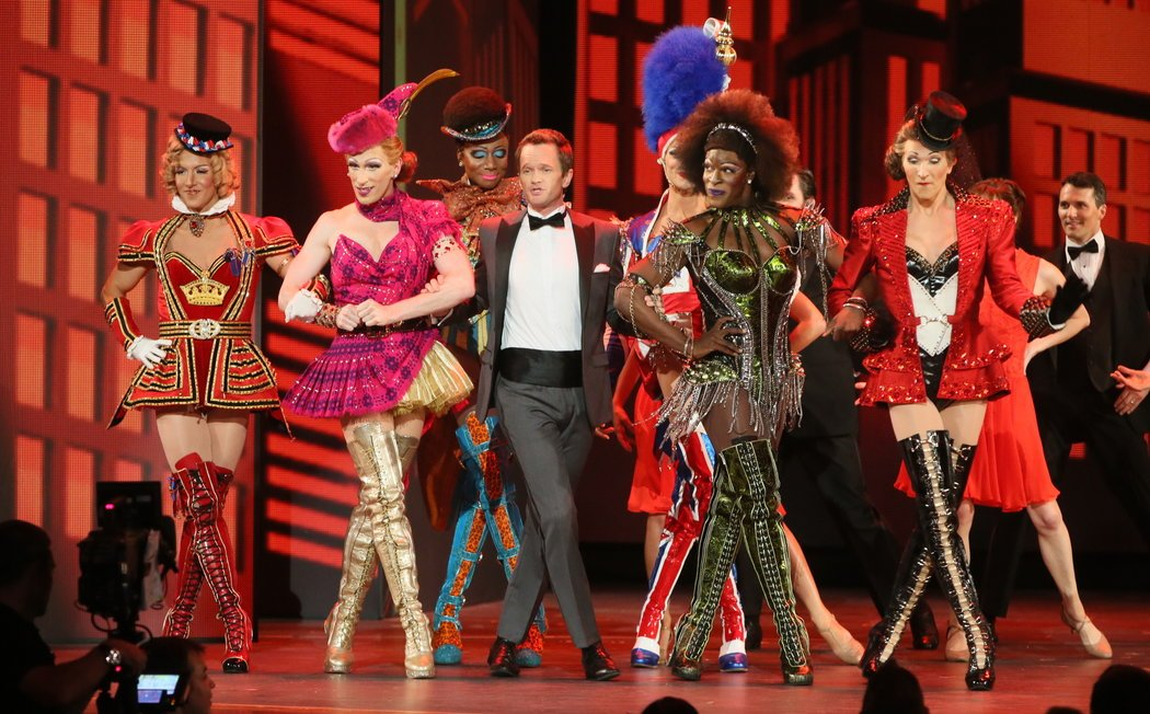 Kinky Boots - Photo by Sara Krulwich via The New York Times - nyc broadway week nyc - best broadway shoes