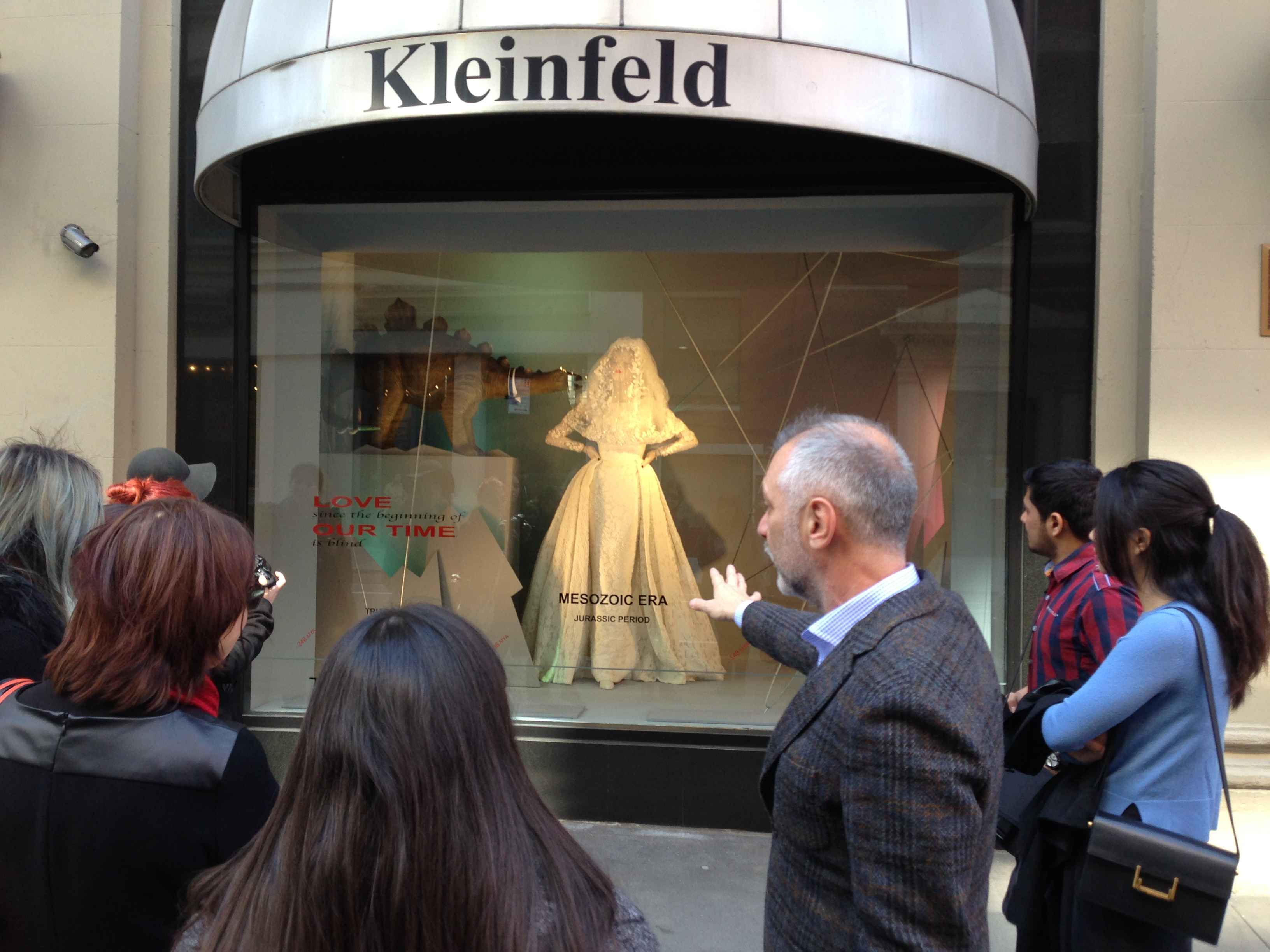 10 Things to Do In NYC Right Now - Fashion Windows Walking Tour - Kleinfeld+Bridal+WindowsWear.com