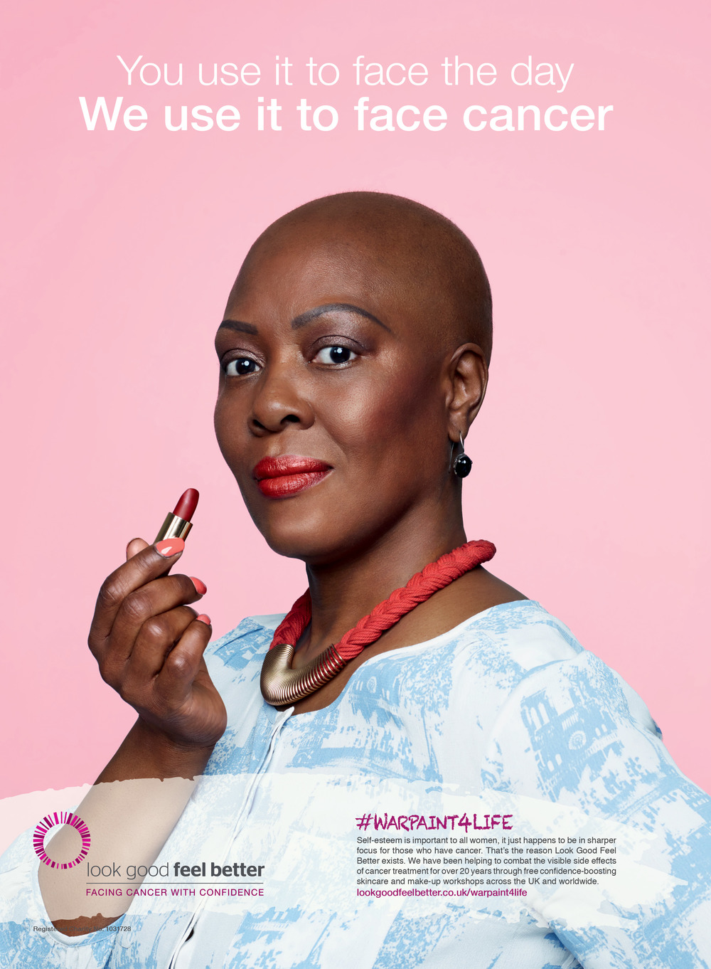 Empowerment Through Beauty - Fighting Cancer with Positive Energy - Look Good Feel Better - makeup during cancer treatment