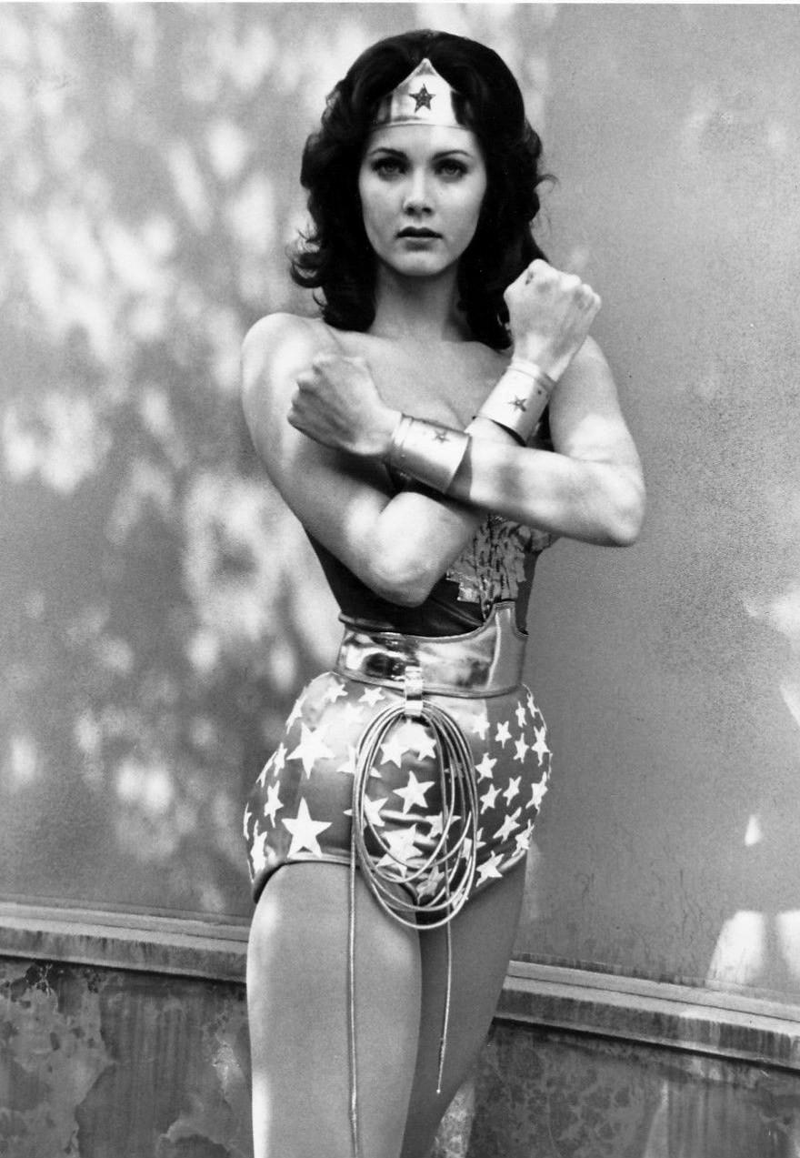 Lynda Carter Wonder Woman - global girl boss - roberta basso - lean in circles shanghai - women empowerment - empowering women - female power - girl power - female superheros