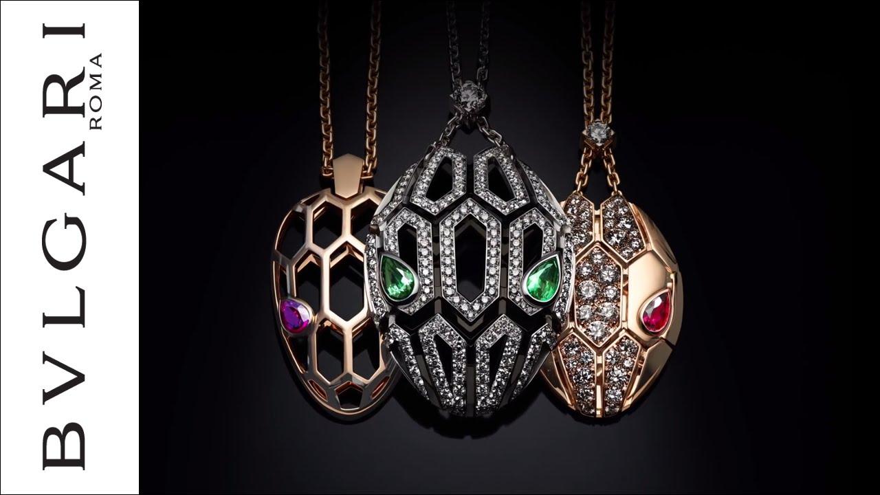 Valentine's Day Gift Ideas - Bvlgari Serpenti Necklace - bvlgari jewelry - bvlgari snakes - snake jewelry - serpent jewelry - gift ideas for women - luxury gift ideas