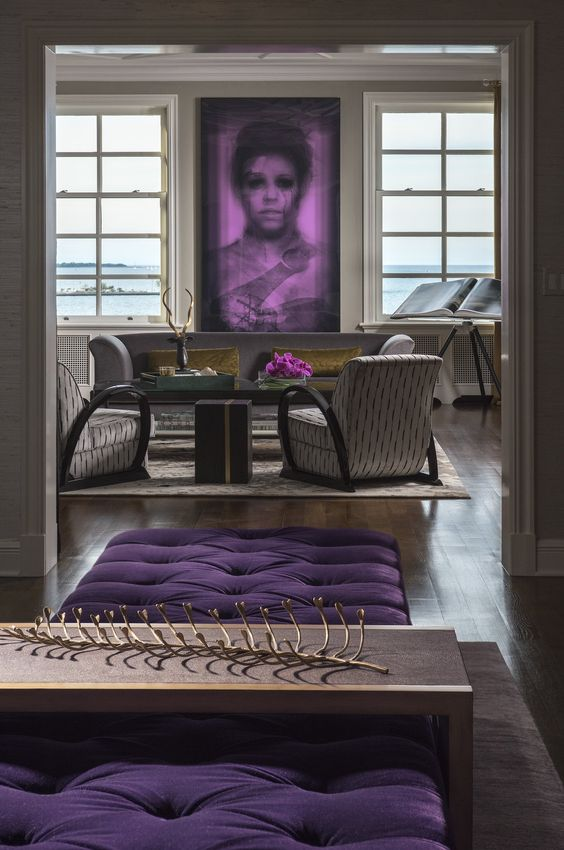 Top Interior Designers: Donna Mondi Interior Design - living room ideas - living room designs - glamorous living rooms