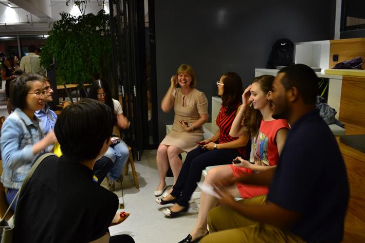 roberta basso - global girl boss - lean in circles shanghai - lean in shanghai international - women empowerment - women in support of women - empowering women - female entrepreneurs - expat women entrepreneurs - girl power - lisi