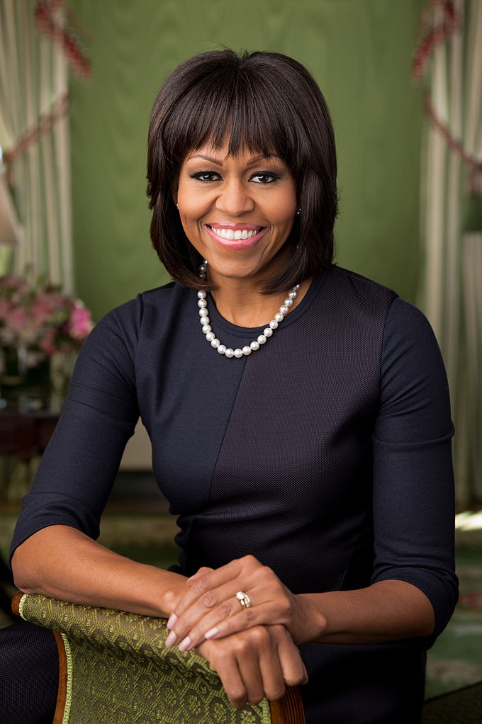 Famous Feminist Quotes - Michelle Obama - Official White House Photo by Amanda Lucidon - women empowerment - women empowering women - women empowerment quotes