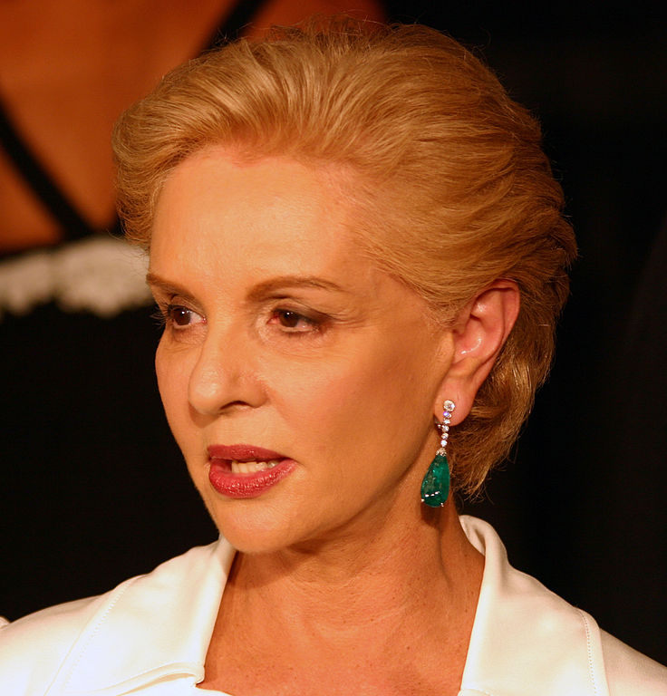 International Women's Day - 25 Legendary Women in Fashion - Carolina Herrera Photo by Christopher Peterson - women empowerment - empowering women in fashion