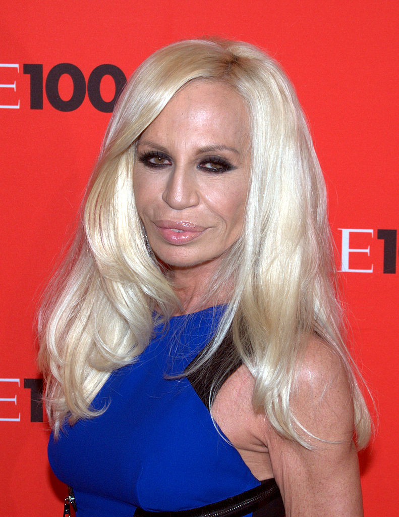 International Women's Day - 25 Legendary Women in Fashion - Donatella Versace Time Shankbone 2010 - empowering women - women empowerment