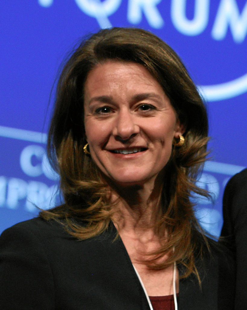 Famous feminist quotes - Melinda Gates - World Economic Forum Annual Meeting 2011 - women empowerment quotes - women empowering women