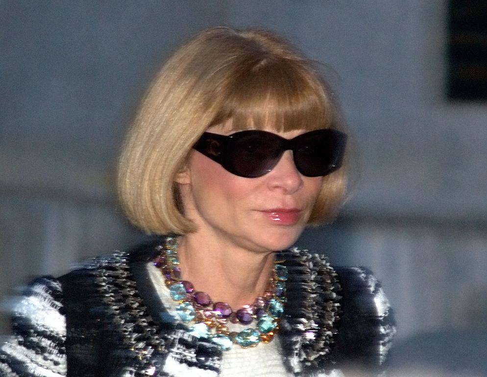 International Women's Day - 25 Legendary Women in Fashion - Anna Wintour - vogue editor