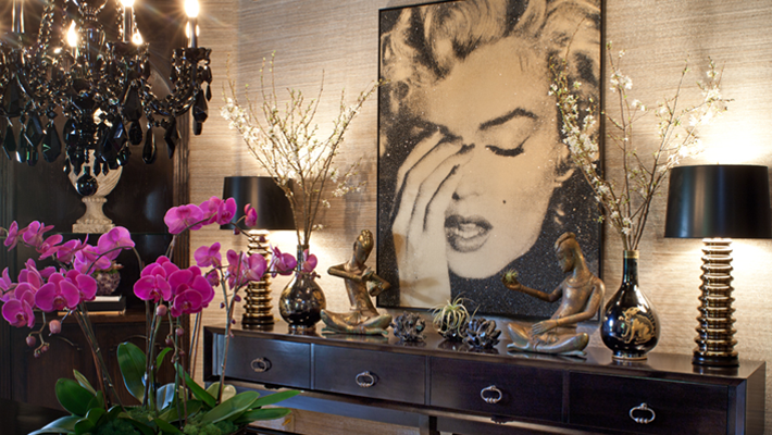 Jeff Andrews Design Top Interior Designers In Los Angeles Khloe Kardashian S House Celebrity