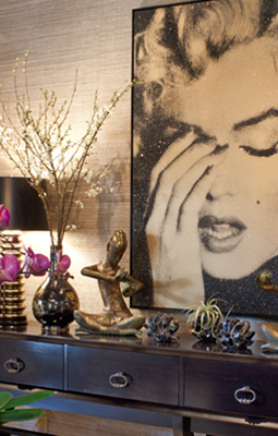 Jeff Andrews Design - Top Interior Designers in Los Angeles - Khloe Kardashian's House - Celebrity interior designers - home design ideas