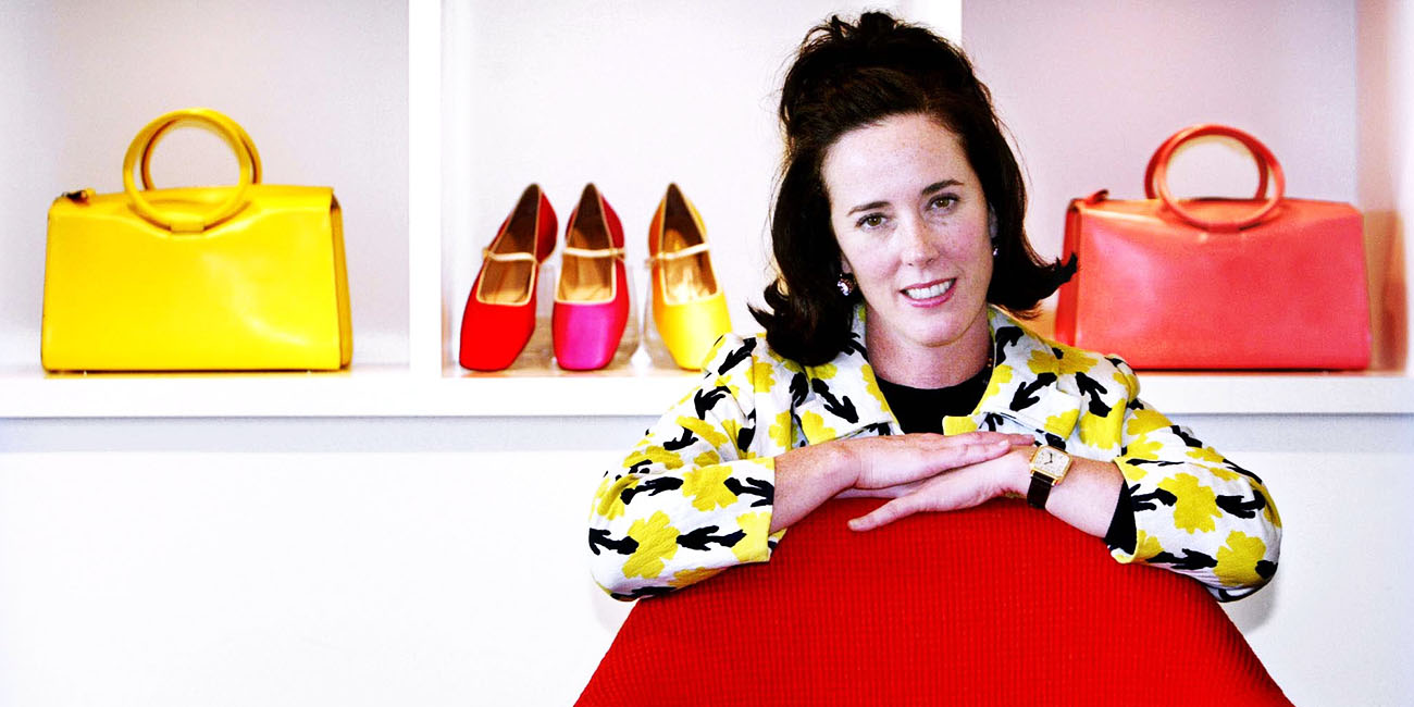 International Women's Day - 25 Legendary Women in Fashion - Kate Spade - Photo AP - Bebeto Matthews - women empowerment - empowering women