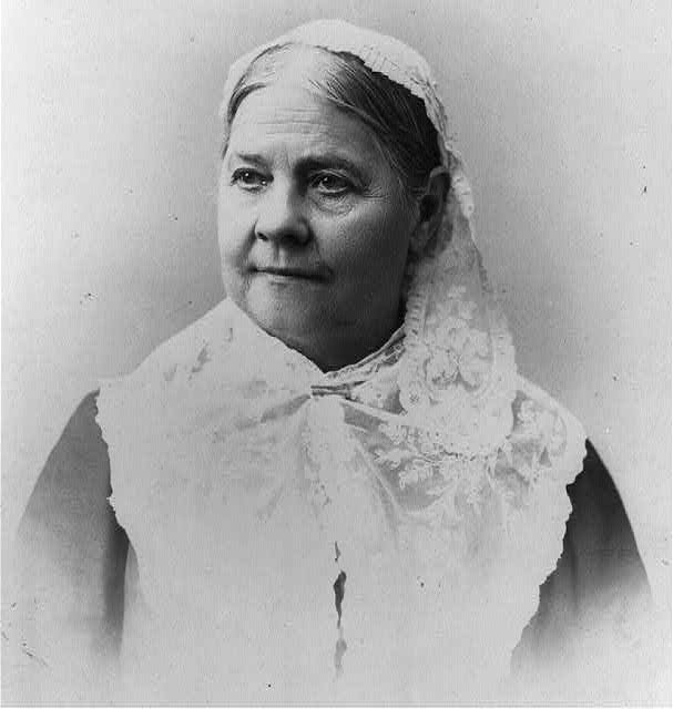 Lucy Stone - Women's History Month - Women Empowerment - empowering women in history - feminists - women's rights activists