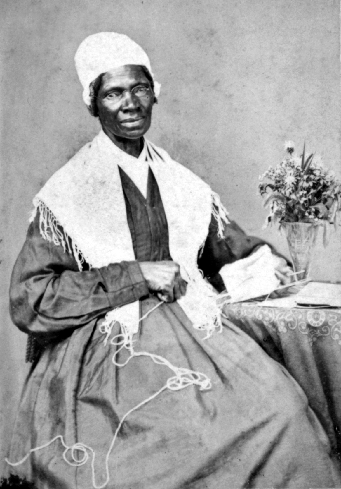 Sojourner Truth - Women's History Month 2018 - Women Empowerment - Empowering women in history - feminists - women's rights activists Women's History Month Celebrating Women's History Month Sojourner Truth 01