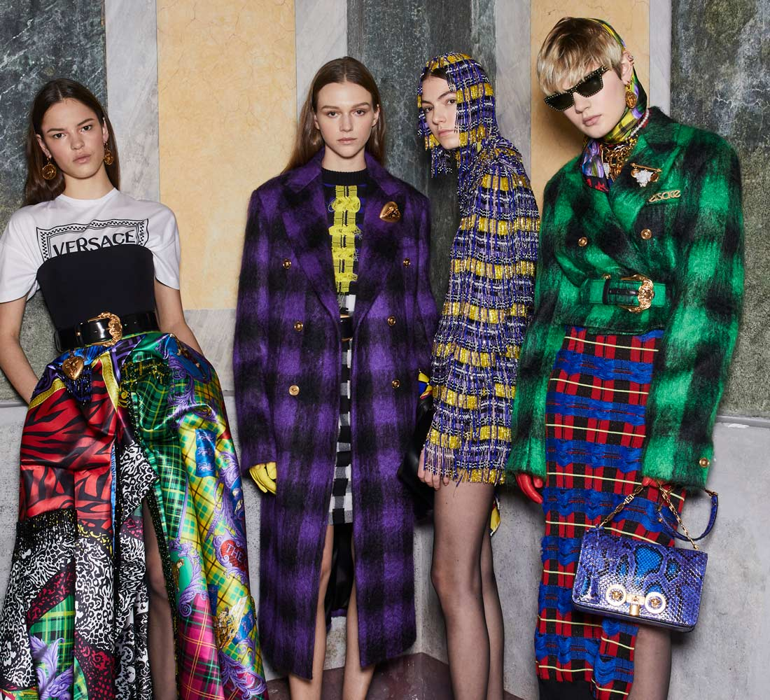 Top 5 Trends from Milan Fashion Week Fall 2018