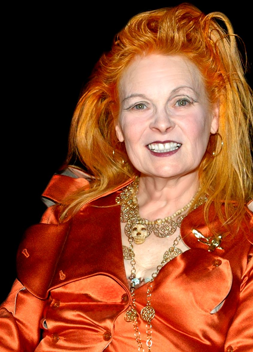 International Women's Day - 25 Legendary Women in Fashion - Vivienne Westwood by Mattia Passeri - empowering women - women empowerment