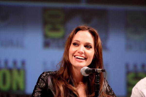 Angelina Jolie - Women Empowerment - Girl Power - Female Empowerment - Empowering Women - Women's Rights - Women in Entertainment