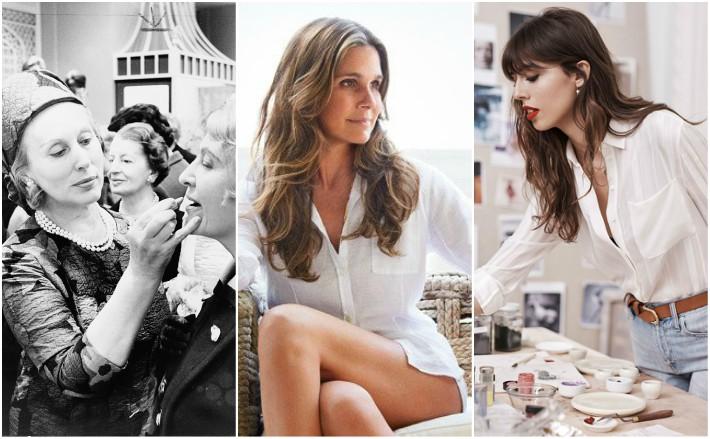 International Women's Day - Women Empowerment - Inspiring Female Entrepreneurs in Beauty - Vintage Beauty Products - Estee Lauder - Aerin Lauder - Violette Estee Lauder
