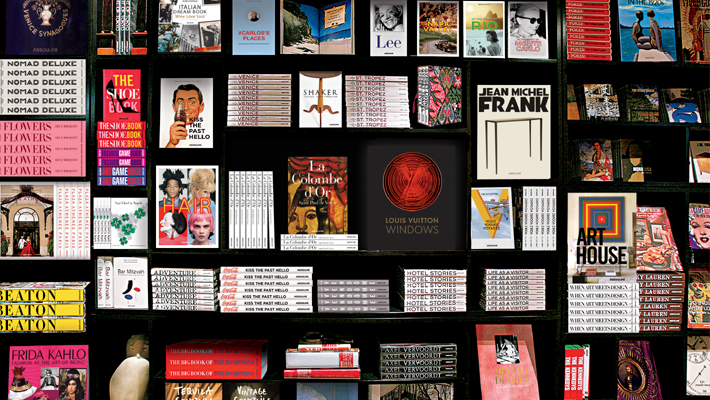 Assouline Books - Interview with Martine Assouline - Interview with Prosper Assouline - luxury books - design books - table top books