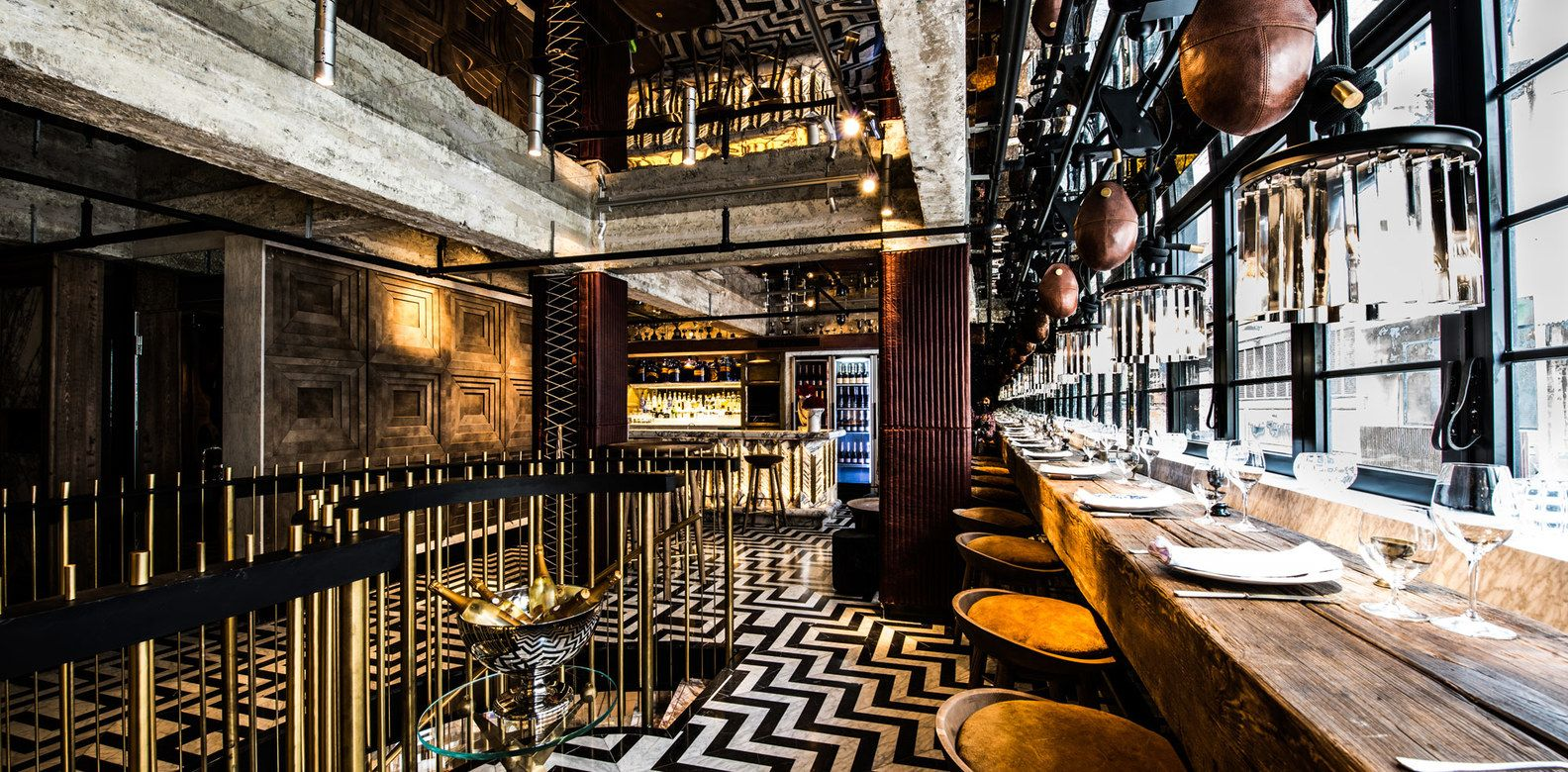 best restaurants in hong kong - gough's on gough - interior design by timothy oulton studio best restaurants in hong kong 10 Best Restaurants in Hong Kong for Great Design & Delicious Victuals goughs on gough