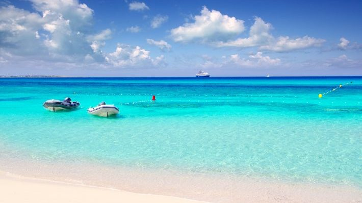 Formentera, Mediterranean Destination, Luxury Vacations, Summer Vacation, Summer Getaway, Mediterranean Vacation, Beach Vacation, Mediterranean Island, Exclusive Vacation