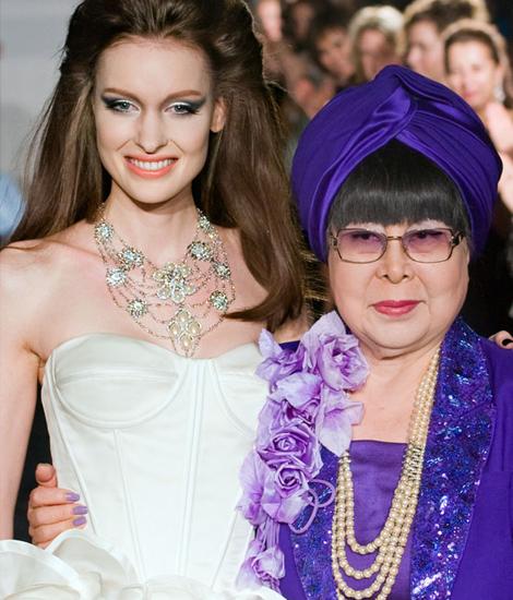 yumi katsura - women empowerment - inspiring women in fashion - Japanese bridal designer