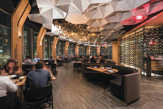 71Above, Best Restaurants in Los Angeles, Los Angeles Restaurants, Best Restaurants in LA, Best Restaurants Los Angeles, Best Designed Restaurants Los Angeles, Los Angeles Restaurants, Most Beautiful Restaurants Los Angeles