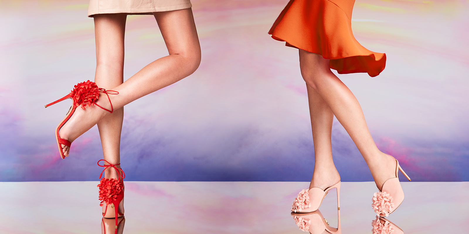 Aquazzura - Italian Shoe Brands We Love - made in italy - italian shoes - luxury shoes - italian shoe designers - Edgardo Osorio