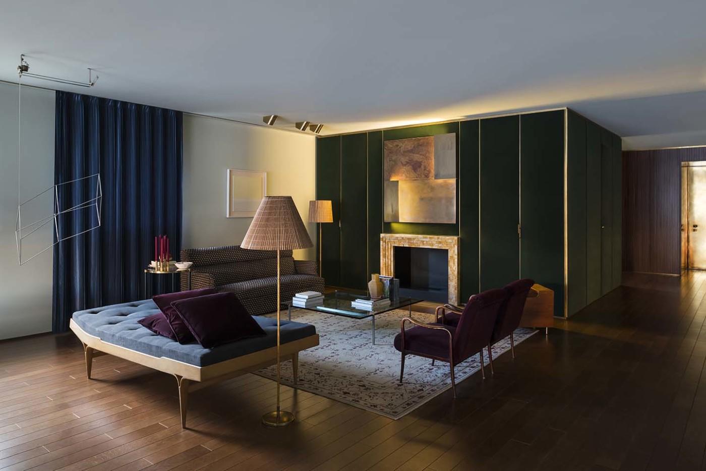 DIMORESTUDIO_LUGANO APARTMENT_Photo by Paola Pansini - milan design week 2018 - top interior designers in italy - best interior designers in milan - luxury furniture - milan design week 2018