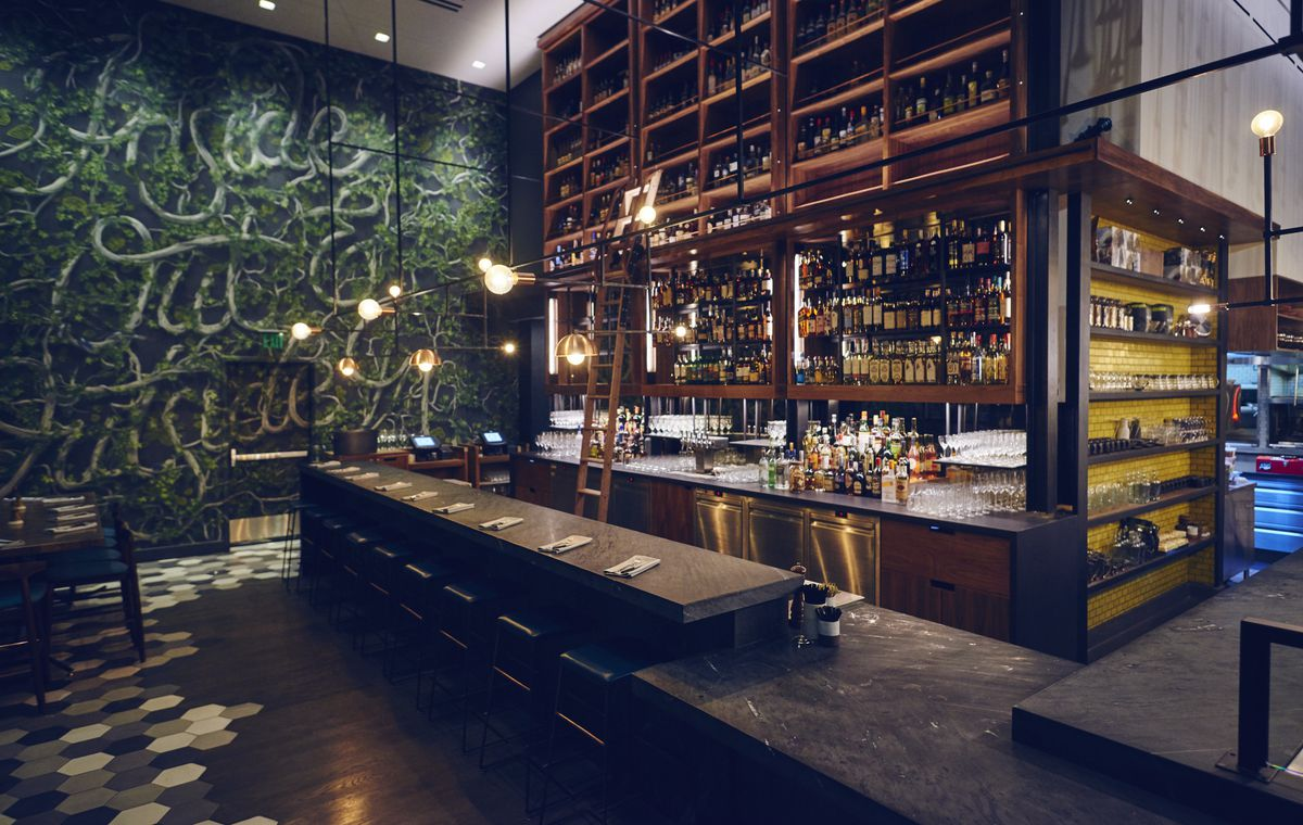 Otium LA - Best Restaurants in LA - best restaurants in los angeles, beautiful restaurants in la, restaurants near broad museum, sierra prescott, chef Tim Hollingsworth,