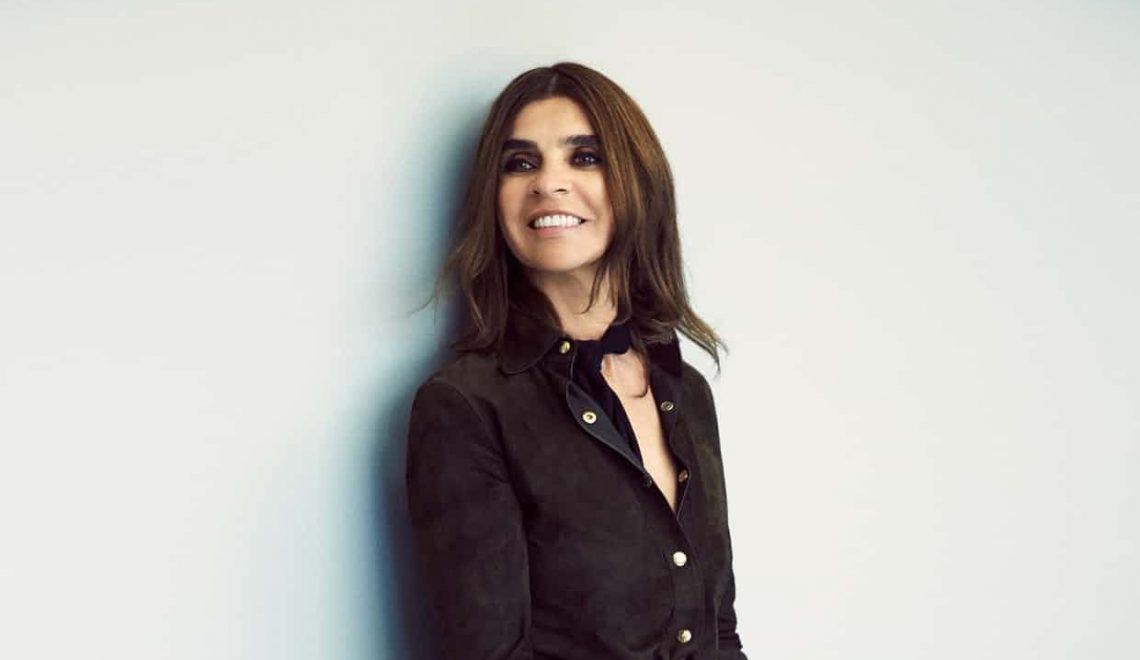 Carine Roitfeld, Vogue, Vogue Paris, Editor-in-Chief, fashion editor, women empowerment, women empowering women, female leaders, powerful women
