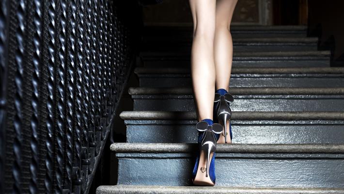 Oscar Tiye - Italian Shoe Brands We Love - made in italy - italian shoes - luxury shoes - famous italian shoe designers - Amina Muaddi and Irina Curutz