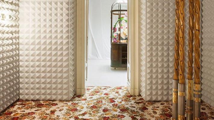 Perfettamente Imperfetto Via Solferino 11 Milan Design Week 2018 - Photo by Andrea Ferrari Studio - top interior designers in milan - top italian interior designers - luxury furniture - italian furniture - fuorisalone 2018