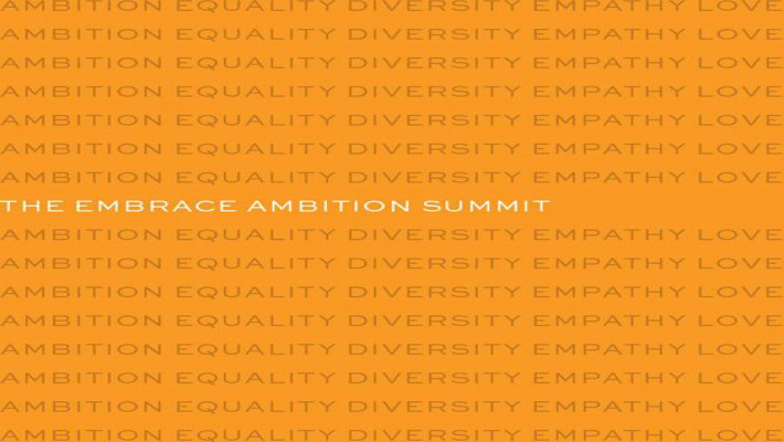 5bf12c18db9d Tory Burch Foundation Presents The Embrace Ambition Summit