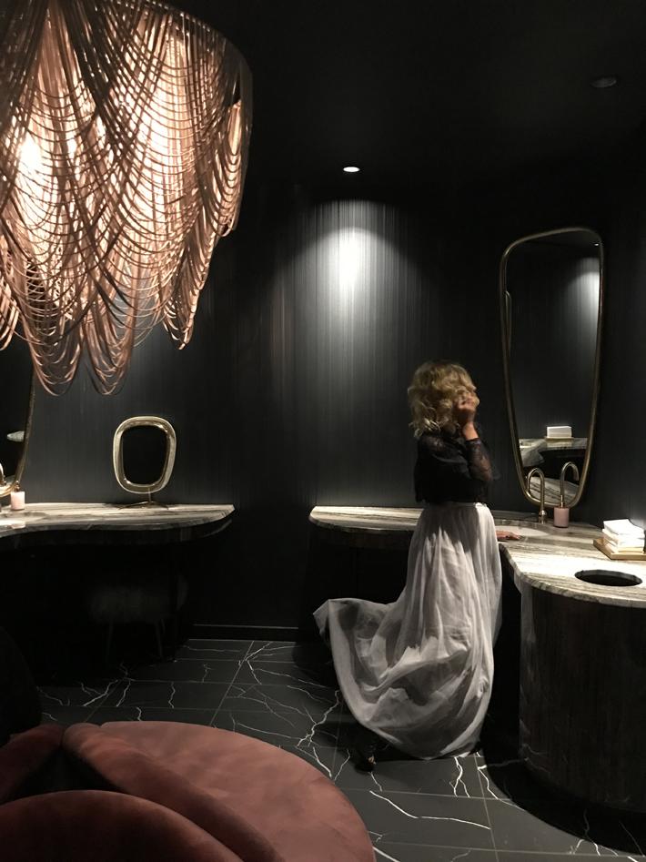 BLVD Chicago, Studio K creative, karen herold, natural stone bathrooms, luxury bathrooms, bathroom design, dream bathroom, @styledfabulous, photo by iman schuk