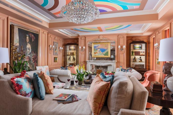 Barbara Ostrom, Top Interior Designers, Exclusive Designers, New York City Interior Designers, Luxury Interior Designers, Kips Bay Show House