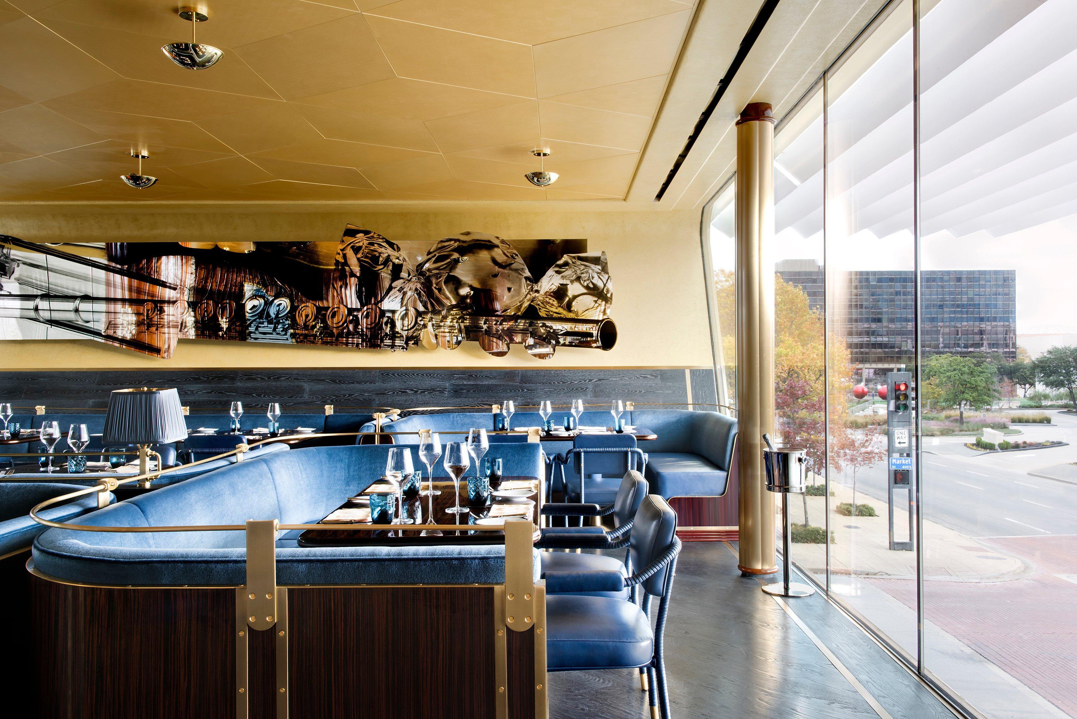 Martin Brudnizki, Martin Brudnizki Design Studio, Top Interior Designers, Interior Designers, Luxury Interior Designers, Top Interior Designers in London, Stockholm Designers, Sexy Fish, James McDonald, Best Designed Restaurants in Dallas